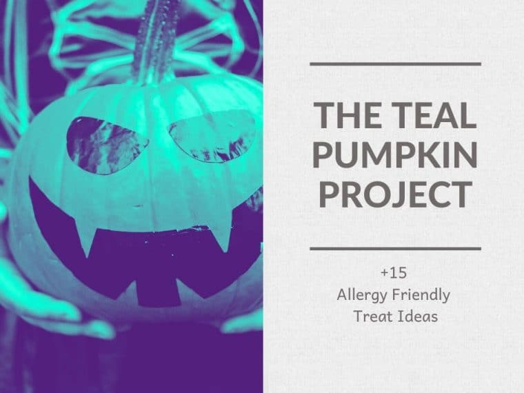 The Teal Pumpkin Project