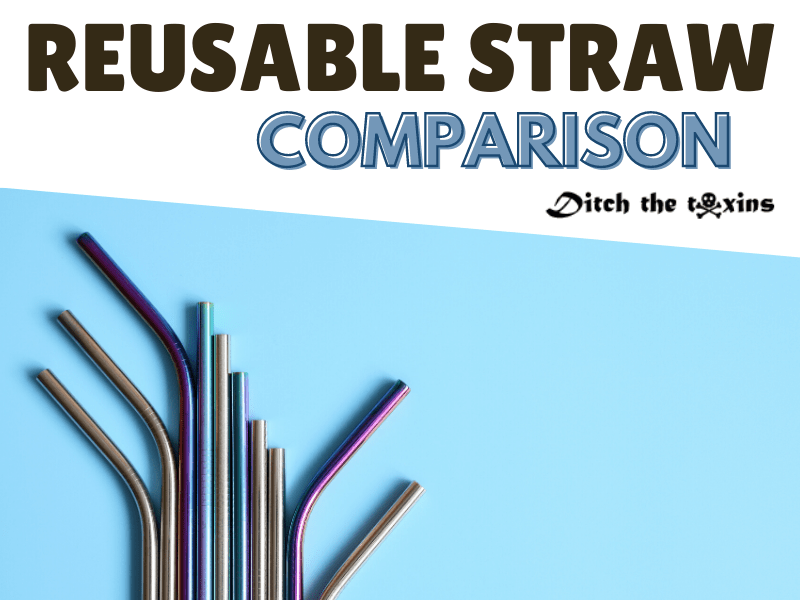 Reusable Straw Comparision