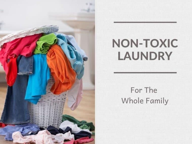 Family Laundry basket